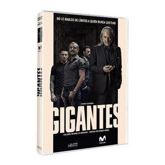 Gigantes - Temporada 1 - DVD