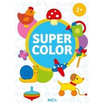 Super Color  +2  Azul