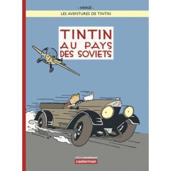 Les aventures de Tintin 25: Tintin au pays des Soviets