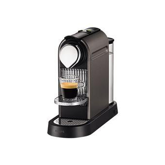Cafetera Krups Citiz Flow Stop Titán
