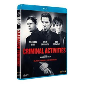 Criminal activities - Blu-Ray