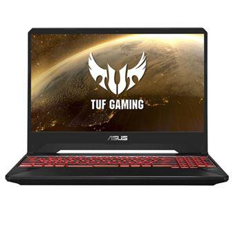Portátil gaming Asus FX505GM-BQ189T 15,6'' Negro