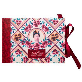 Set de notas adhesivas Frida Kahlo