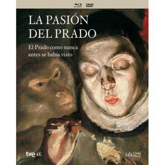 La pasión del Prado - Blu-Ray + DVD