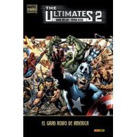 The Ultimates 2. El gran robo de América. Marvel Deluxe