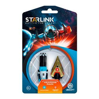 Starlink Gun Pack HailStorm + Meteor Mk2