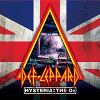 Hysteria at The O2 - Blu-ray + 2 CD