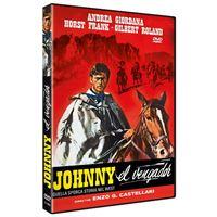 Johnny el vengador - DVD