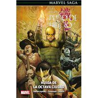 Marvel Saga. El Inmortal Puño de Hierro 5 Huída de la octava ciudad