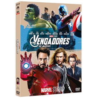 Los Vengadores (2012)  Ed Oring - DVD
