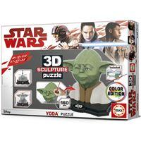 Puzzle 3D Educa - Star Wars Yoda