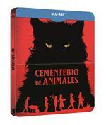 Cementerio de animales - Steelbook Blu-Ray
