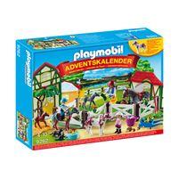 "Playmobil Calendario de Adviento ""Granja de Caballos"""