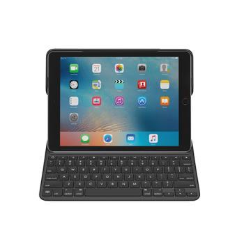 "Funda con teclado Logitech Create negra para iPad Pro 9,7"""