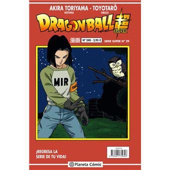Dragon Ball Serie roja nº 240 (vol6)