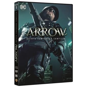 Arrow  Temporada 5 - DVD