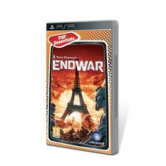 End War Essentials PSP