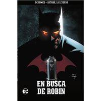Batman, la leyenda 33 - En busca de Robin