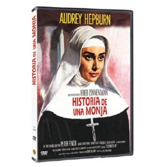 Historia de una monja - DVD
