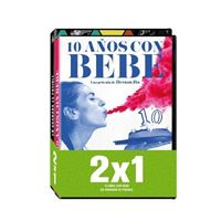 Pack 10 años con Bebe - En Granada es posible - DVD
