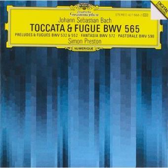 Toccata & Fugue BWV 565