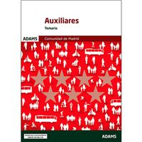 Auxiliares Administrativos de la Comunidad de Madrid - Temario