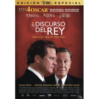 El discurso del Rey (Edición especial) - DVD