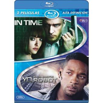 Pack In Time + Yo, robot - Blu-Ray