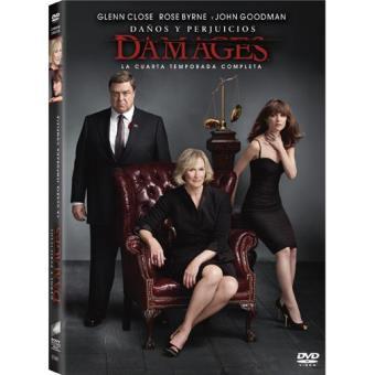 Daños y perjuicios - Temporada 4 - DVD