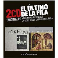 Astronomía Razonable / La Rebelión de los Hombres Rana - 2 CDs