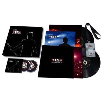 Box +Es+ El concierto (Ed. Deluxe) (2 Vinilos + CD + DVD + Libreto)