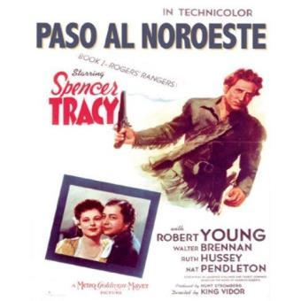 Paso al Noroeste - DVD