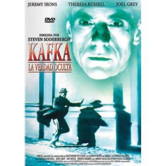 Kafka. La verdad oculta - DVD