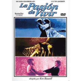 La pasión de vivir - DVD