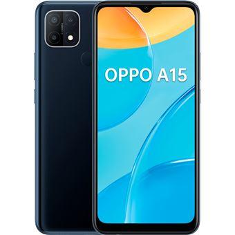 OPPO A15 6,52'' 32GB Negro