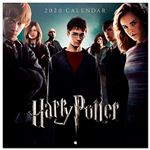 Calendario de pared 2020 Erik 30x30 multilingüe Harry Potter