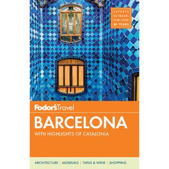 Full-Color Travel Guide: Fodor's Barcelona