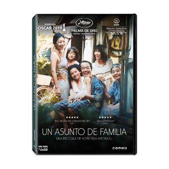 Un asunto de familia - DVD