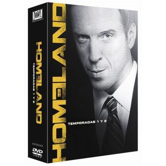 HomelandHomeland - Temporadas 1 y 2 - DVD