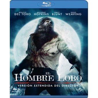 El hombre lobo - Blu-Ray