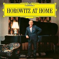 Horowitz at Home - Vinilo
