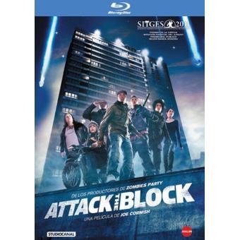 Attack The Block - Blu-Ray
