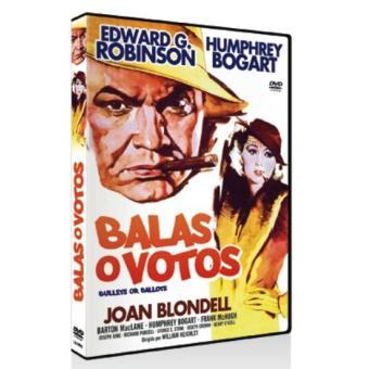 Balas o votos - DVD