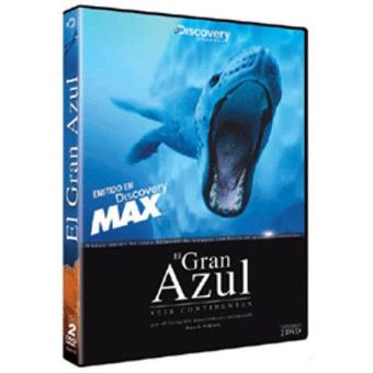 Discovery Channel : El Gran Azul: Seis continentes - DVD