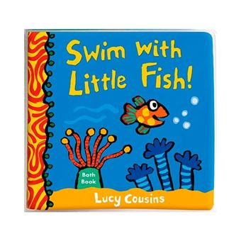 Swim With Little Fish! - Bath Book