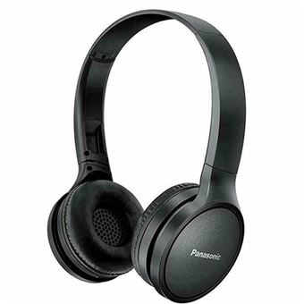 Auriculares Bluetooth Panasonic RP-HF410BE-N Negro