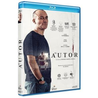 El autor - Blu-Ray