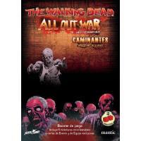The Walking Dead. All Out War. Booster  de juego Los caminantes