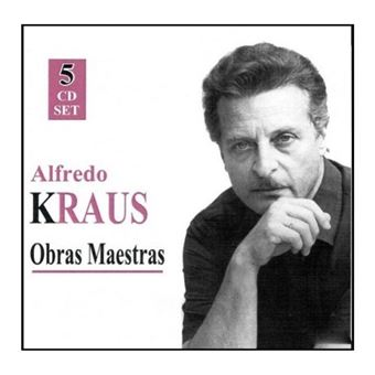 Box Set Obras Maestras - 5 CDs