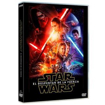 Star Wars Episodio VII: El despertar de la Fuerza - DVD